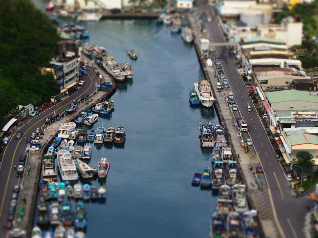 Nanfang Ao Port
